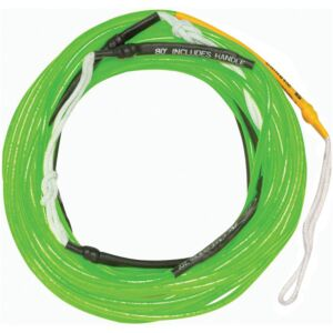Accurate Lines 80 Ft Neon A-Line Rope
