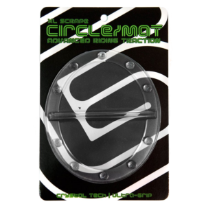 Grayne Circle Stomp Pad w/ Scraper