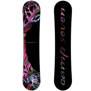 Camp Seven Featherlite 2021 Snowboard