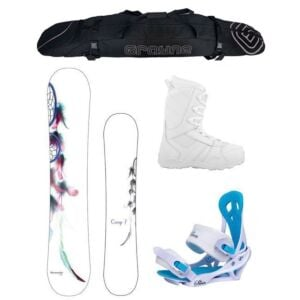 Special Dreamcatcher and Lux Women's Snowboard Package