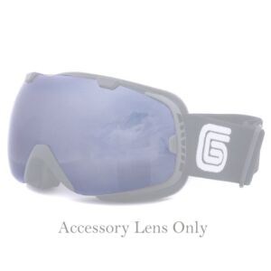 Grayne GTO Polarized Replacement Lens w/5x Anti-fog