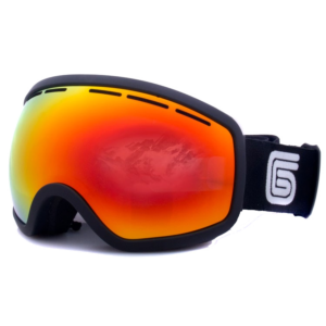 Grayne MTN Blackout Goggle w/Pyro Anti-Fog Lens and Bonus Night Lens!