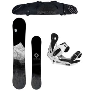 Special System MTN and Summit Men's Snowboard Package