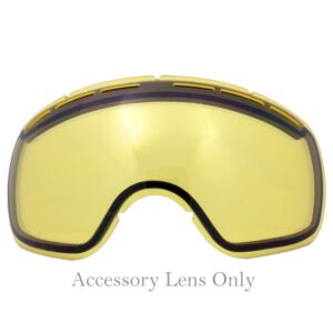 Grayne MTN Yellow  Replacement Lens w/5x Anti-fog