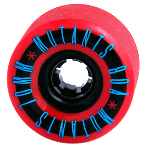 Woodstock Mutants Longboard Wheels 70 mm