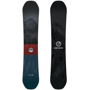 Camp Seven Redwood RCRX 2020 Snowboard
