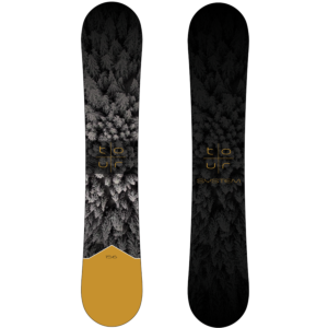 System Tour CRCX 2021 Snowboard