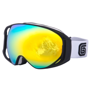Grayne Valdez Whiteout Goggle w/Goldrush Anti-Fog Lens and Bonus Night Lens!