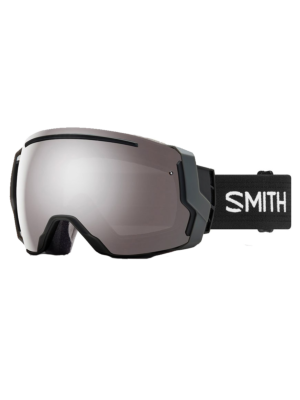 Smith IO7 Black Goggle w/ChromaPop Sun Platinum Lens