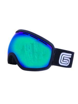 Grayne MTN Blackout Goggle w/Icefall Anti-Fog Lens and Bonus Night Lens