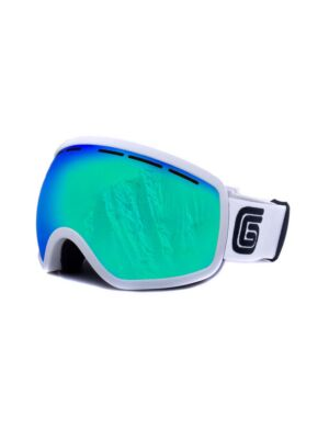 Grayne MTN Whiteout Goggle w/Icefall Anti-Fog Lens and Bonus Night Lens