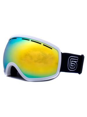 Grayne MTN Whiteout Goggle w/Goldrush Anti-Fog Lens and Bonus Night Lens!