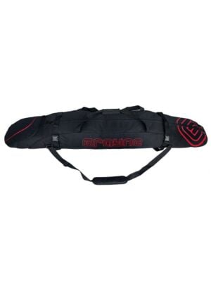 Grayne Premium Padded Snowboard Bag Red