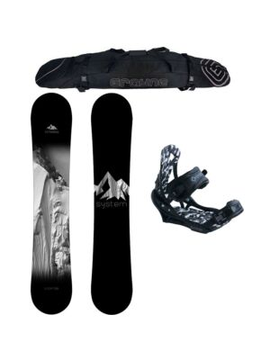 Special System Timeless and APX Men's Snowboard Package