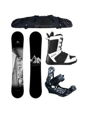 Special System Timeless and APX Complete Snowboard Package